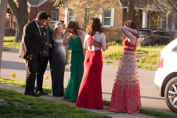 Sophie's Prom