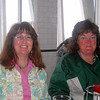 My room mates Donna and Kay. We have dinner at the Franciscan on the Wharf with the Rocky Mountain Region.