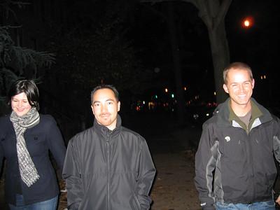 Katie, Nojima, & Chris