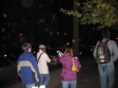 Park Slope at Night