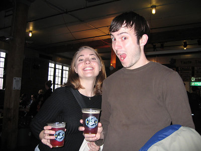 Brooklyn Brewery's 2 Newest Endorsers