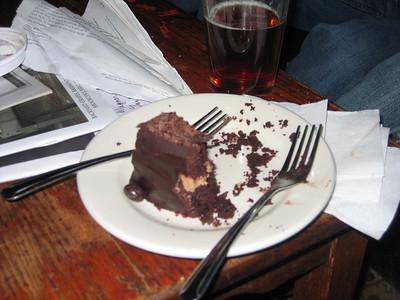 Chocolate Cake, Post-Corrin
