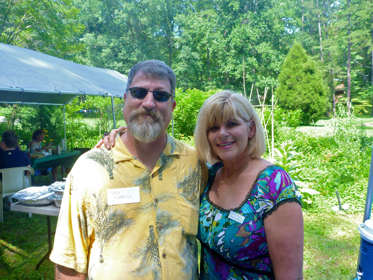 Tad & Donna