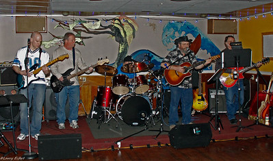 Spindrifter at the Roadhouse 03-31-12