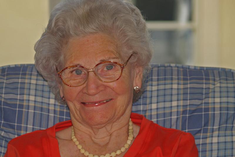 Lillian looks good at 91!