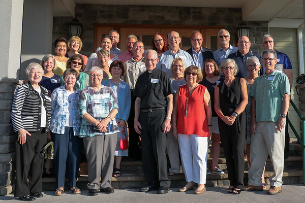 St. Alphonsus Class of 1967 Reunion