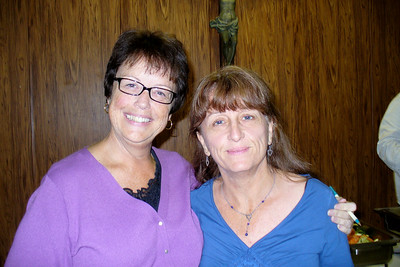 Organizers -- Joan Griffith and Marilyn Proctor Williams