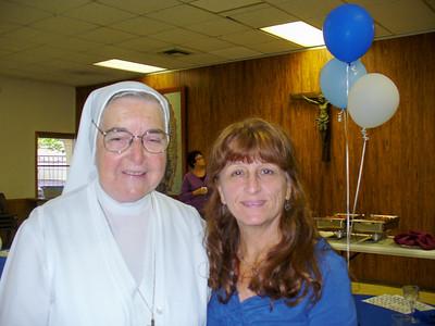 Sister Rita and Marilyn