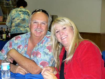 Michelle Manis Cahill and Mike Altobelli