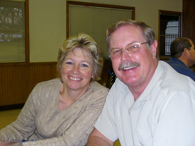 Debbie and Dave Shay
