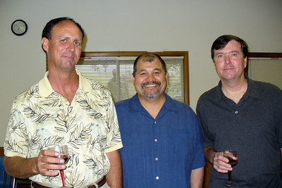 Dave Mexico, Tommy Uribe, and Jack Short