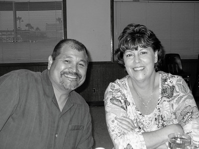 Tommy and Pam Uribe
