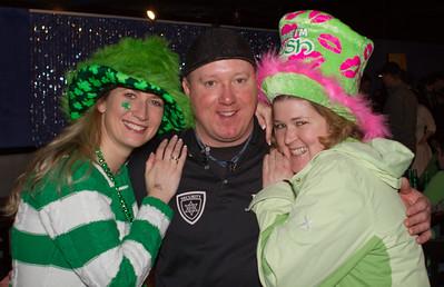 St. Patrick's Day Parade, Newport RI - March 13, 2010