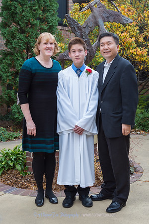 2015 St. Peder's Confirmation