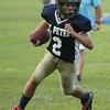 August 2013- Rams vs Saints Varsity Scrimmage