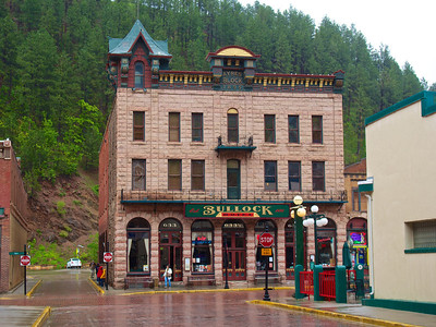 The Bullock Hotel, Deadwood, SD