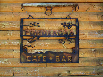 Ponderosa Cafe & Bar in Hulett, WY