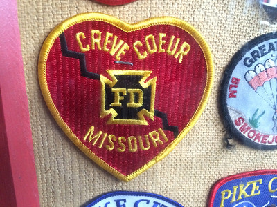 Firehouse Brewing patch
