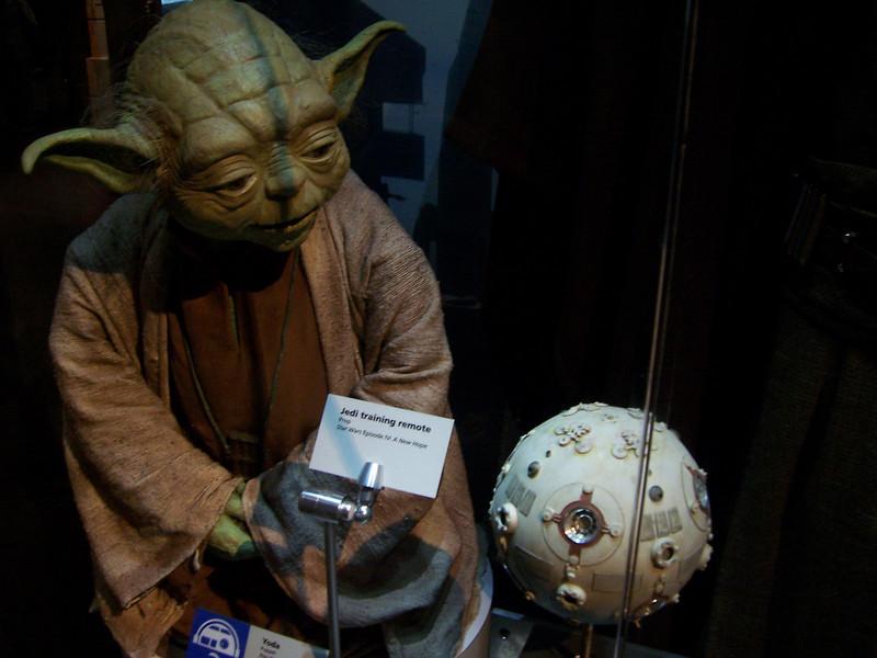 Yoda, it is.