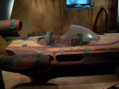 One land speeder, slightly used.