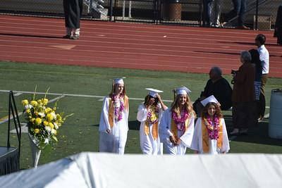 stephanie's graduation St Francis 2013