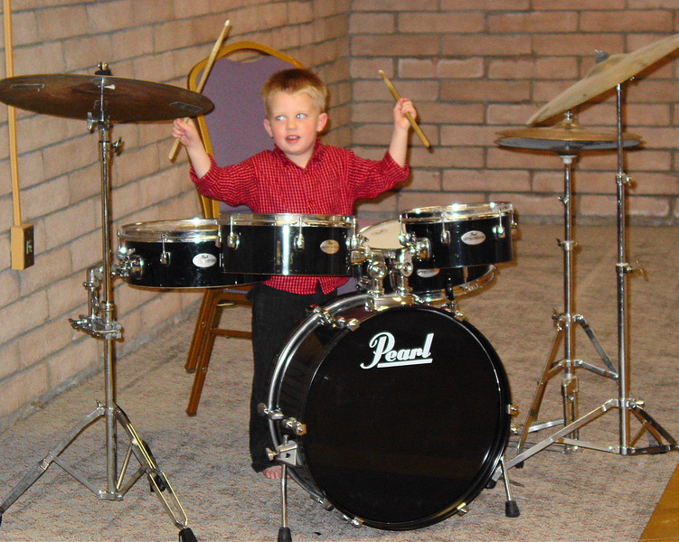 Third Generation Drummer