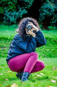 Sue at Brooklands Park-1