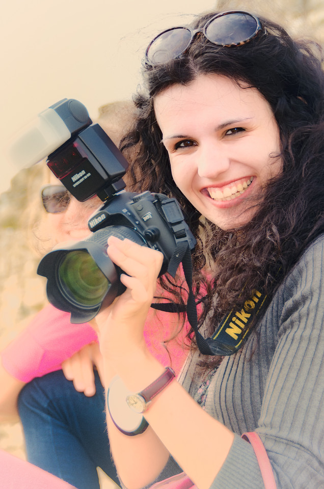 Camera girl Sue