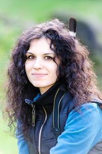 Sue at Brooklands Park-7