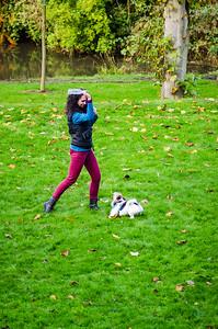Sue at Brooklands Park-8