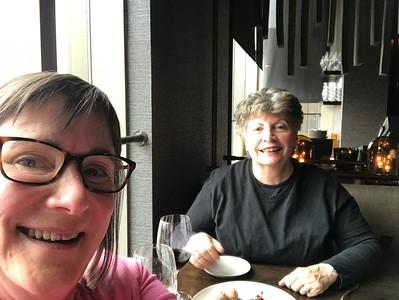Sue's Spring 2017 Visit