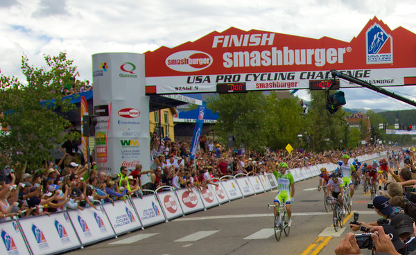 Breckenridge during the USA Pro Cycling Challenge