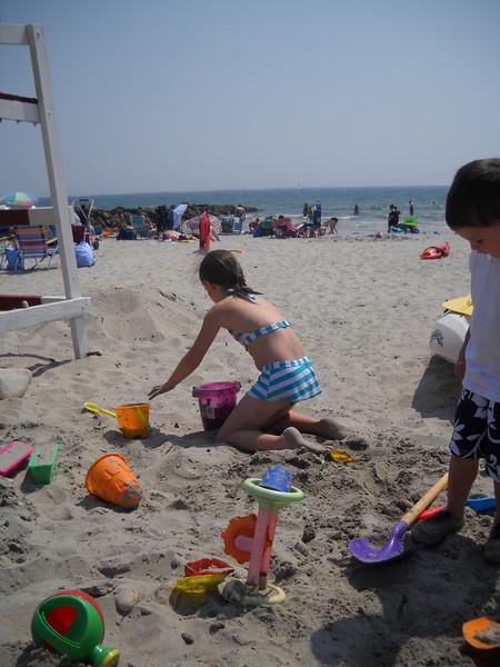 summer beaches 2012