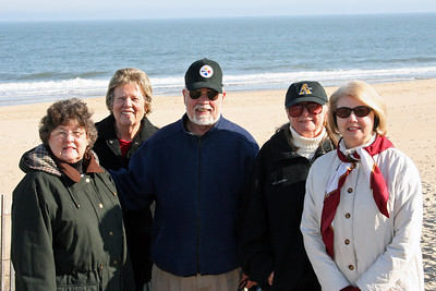 Peggy, Shannon, George, Pat, & Janet - Fenwick Island