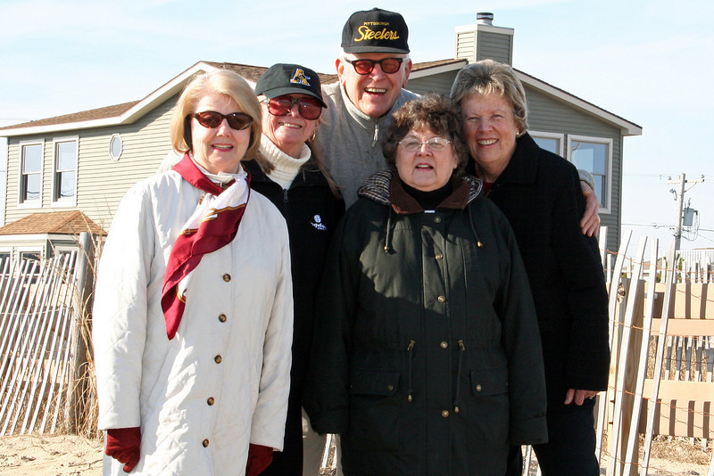 Janet, Pat, Knobby, Peggy, & Shannon - Fenwick Island