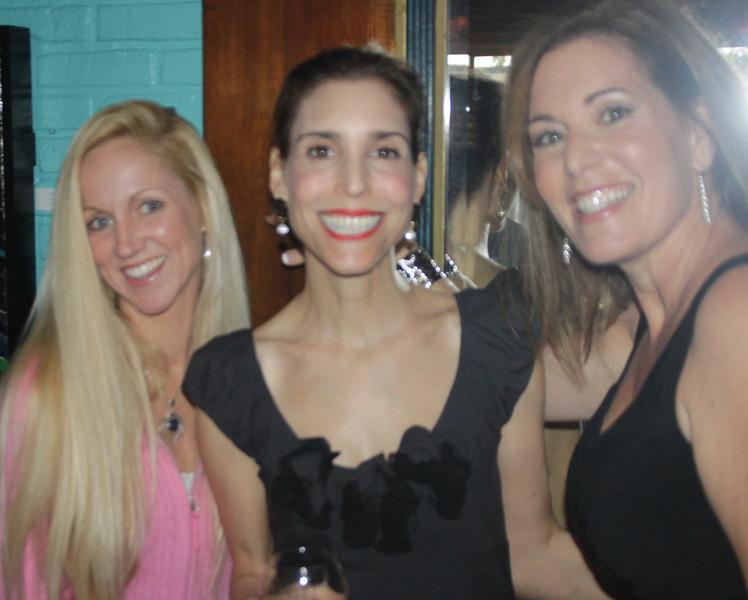 Donna, Sherri, & Susan