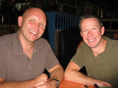 2008 Dinner at Phil Sandoval's