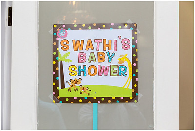 Swathi Baby Shower