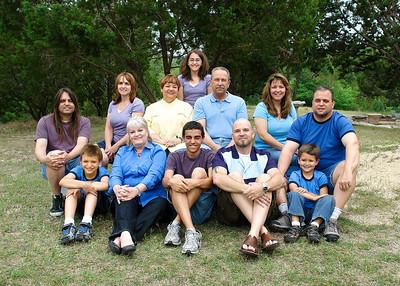 2010 Mother's Day (5x7) Szabo Family Photo Shoot