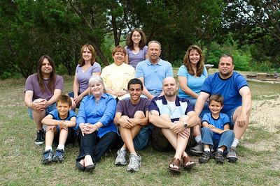 2010 Mother's Day (4x6) Szabo Family Photo Shoot