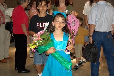 May 28, 2005 Olivia's Dance Recital