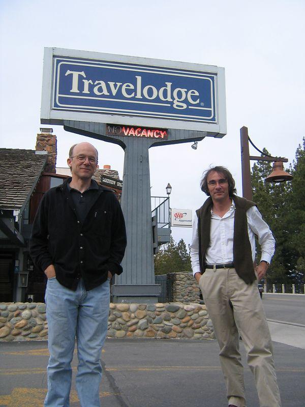 Tahoe April 2004