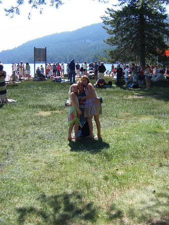 Tahoe Donner Swim Damon