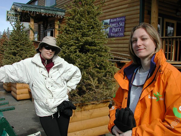 Tahoe March 2001