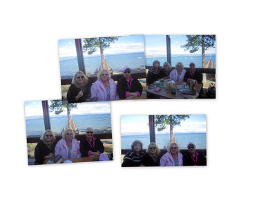 Tahoe with the girls 2010