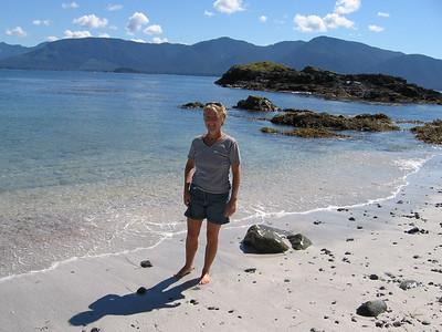 Third Island beach