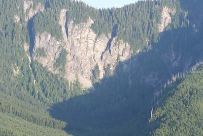 Tahsis Inlet Terrain