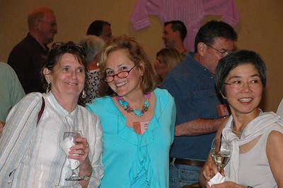 Anne Kerr, Kim  Waters, Tami Komai