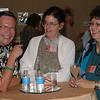 Jim Newberry, Judy Cooperman Finkle, Candi Jones Docton