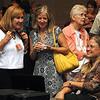 Ellen Turner, Sue Hiebert Harvey, Mary Lee McIntyre, Leslie Hiebert